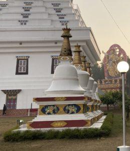 Stupa Nirwany