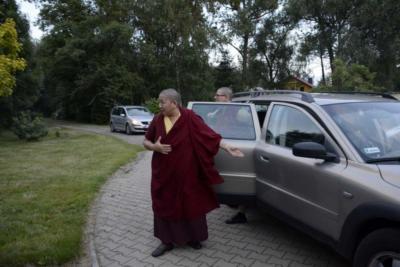 Dzietsün Khandro Rinpocze