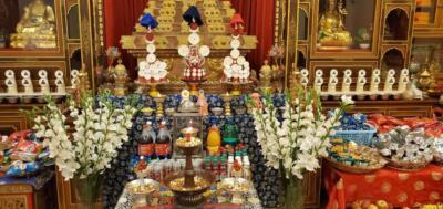 1. Prayer Ceremonies