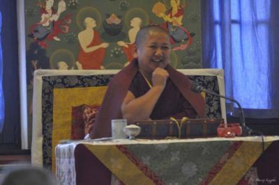 Dzietsün Khandro Rinpocze [Jetsün Khandro Rinpoche]