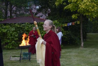 Seminarium Dzietsün Khandro Rinpocze [Jetsün Khandro Rinpoche]