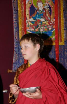 Tulku Antoni Ogiński, seminarium z Dzietsün Khandro Rinpocze [Jetsün Khandro Rinpoche]