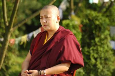 Dzietsün Khandro Rinpoche [Jetsün Khandro Rinpoche]