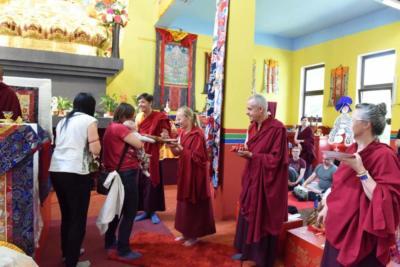 Seminarium z Dzietsün Khandro Rinpocze [Jetsün Khandro Rinpoche]